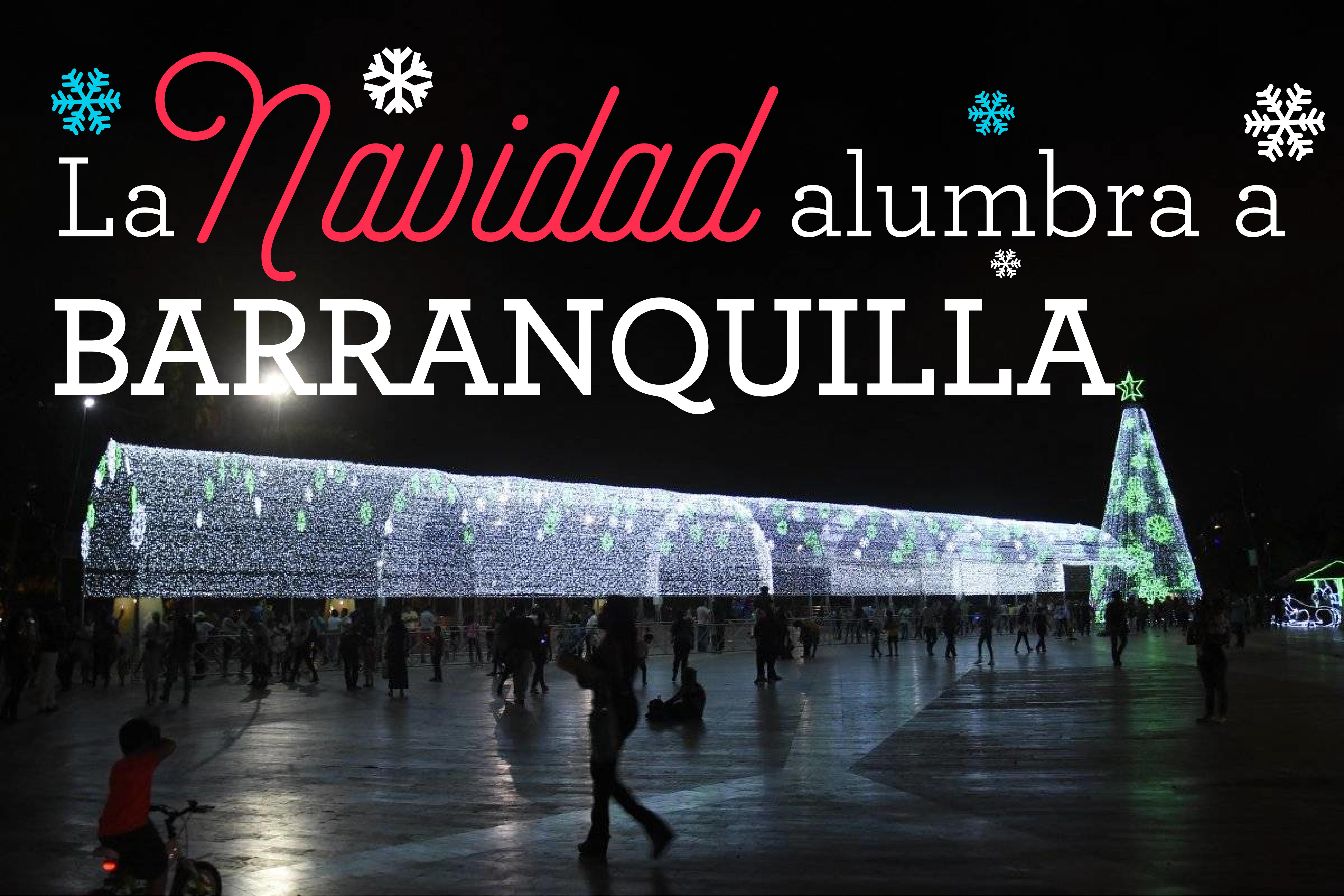 Barranquilla en navidad