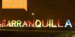 Barranquilla, aumenta número de visitantes